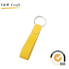 Multi-Color spezielle PU Leder Schlüsselanhänger (Y03845)