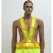 Reflective Vest with Crystral Tape (DFV1019)