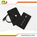 2.5 USB2.0 Black SATA Multiple Hard Drive Enclosure