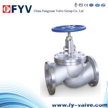 API 603 Flanged Stainless Steel Stop Globe Valve