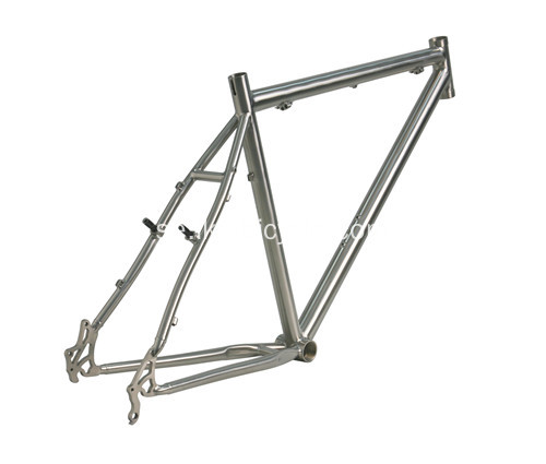 Färgglada Mountain Bike Frame