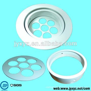 Liga de alumínio OEM die casting levou luz anel