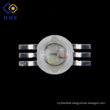 high quality full color 350ma rgb led 1w rgb led