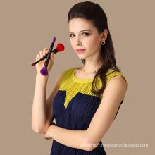 Dual Ends Makeup Brush for Powder &Eyeshadow