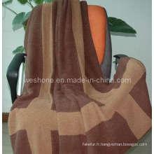 Couverture polyester, tricot couverture Pb-K0907