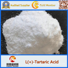 D + L + Ácido tartárico, L- (+) -Tárárico ácido 87-69-4