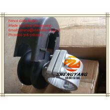 раздвижные забор ворота ролик или колесо (Сделано в Китае)