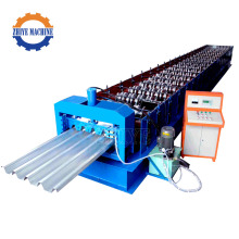 Lembaran Roofing Galvanized Cold Roll Forming Machinery