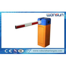 6S / 3S  Single Straight Boom Car Park Security Barriers Wi