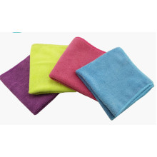 Supply Warp Knitted Microfiber Car Cleaning Fabrics