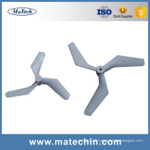 High Precision Aluminum Alloy Pressure Die Cast Fan Blade Cast