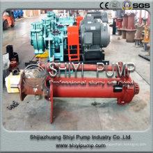 Metallined Sump Pump für Mineral Processing