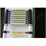 telescopic ladder en131 model for UK market