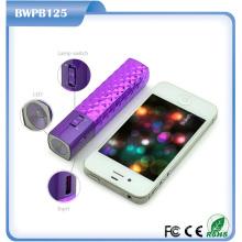 Portable Handy-Ladegerät Externe USB Power Bank 2600mAh