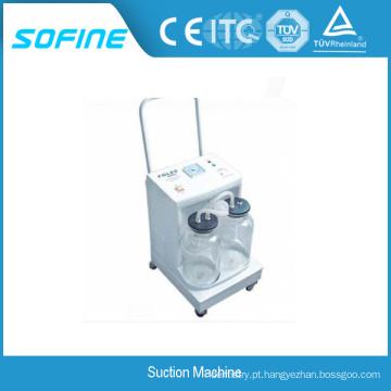 Unidade de sucção de flegma portátil vendida pela China China em 2016