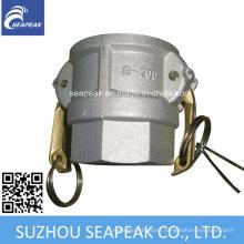 Aluminum Camlock Coupling -Type D