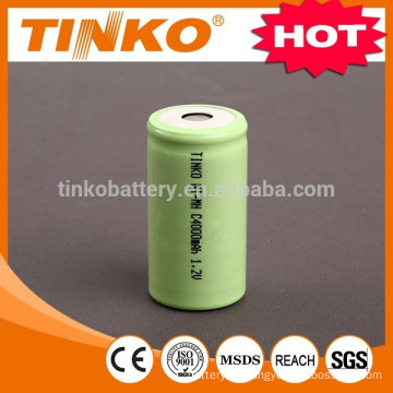 Ni-MH RECHARGEABLE BATTERY C 4500mah 2pcs/blister hot selling in Europe