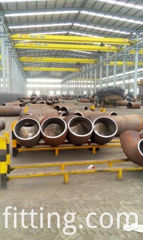 ASTM A420 WPL3 Pipe Elbow Tee Reducer Cross