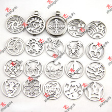 Porte-pendentif en pendentif en acier inoxydable dans les tendances de mode bijoux (CL01-16)