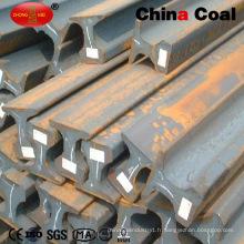 Rail léger de 12kg pour la voie ferrée