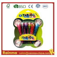 Tattoo Gel Tintenstift mit En71 und ASTM Zertifikat