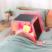 Machine de thérapie par lumière rouge proche infrarouge rouge 660nm et 850nm