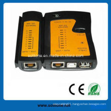 Network/LAN Cable Tester (ST-CT468USB) with High Quality