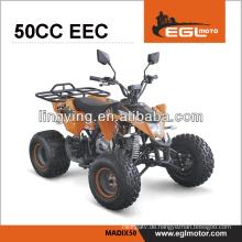 Mit der EWG, ATV Quad, 4 x 4,