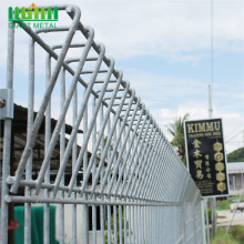 Digunakan Galvanized Steel Roll Top Fence Panels