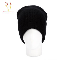 Chapeaux en gros de cachemire de chapeau, chapeaux d'hiver bonnet