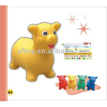 PVC Pig Inflatable Animal Toy