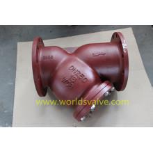 ANSI Wcb Y Type Strainer (GL41-10/16)