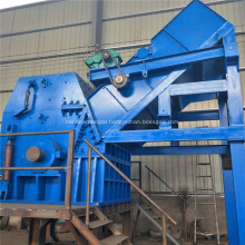 Scrap Metal Crusher For Waste Car Body