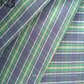 100% Cotton Poplin Woven Yarn Dyed Fabric for Shirts/Dress Rls40-7po