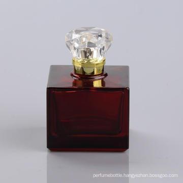 Trade Assurance Whole Coating Square Perfume Bottle