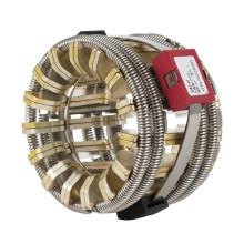 Temperature measurement switchgear temperature sensor