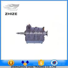 Boa qualidade e ex preço de fábrica S6-130 Seis engrenagem tipo de máquina Síncrona transmissão mecânica para peças de ônibus