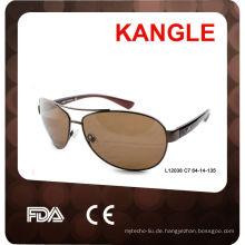 Mode Acetat Tempel polarisierte Len Men Style Sonnenbrille
