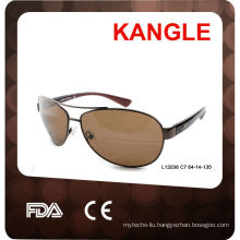 Fashion Acetate Temple Polarized Lense Men Style Sunglasses