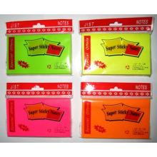 Fluorescent Sticky Notes