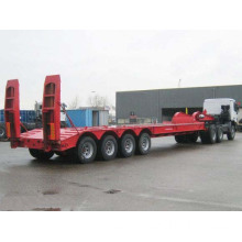 Loader rendah 100 Tan semi trailer