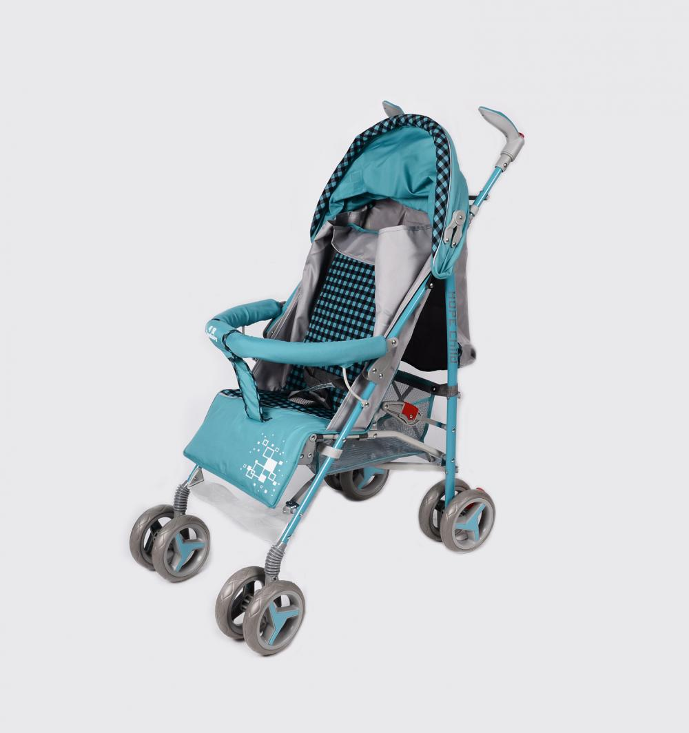 Zigzag Style Baby Stroller with Canopy