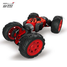 DWI Dowellin 2.4Ghz 4WD Off Road 1/10 Scale Deformation Stunt Car Crawler RC with Rechargeable
