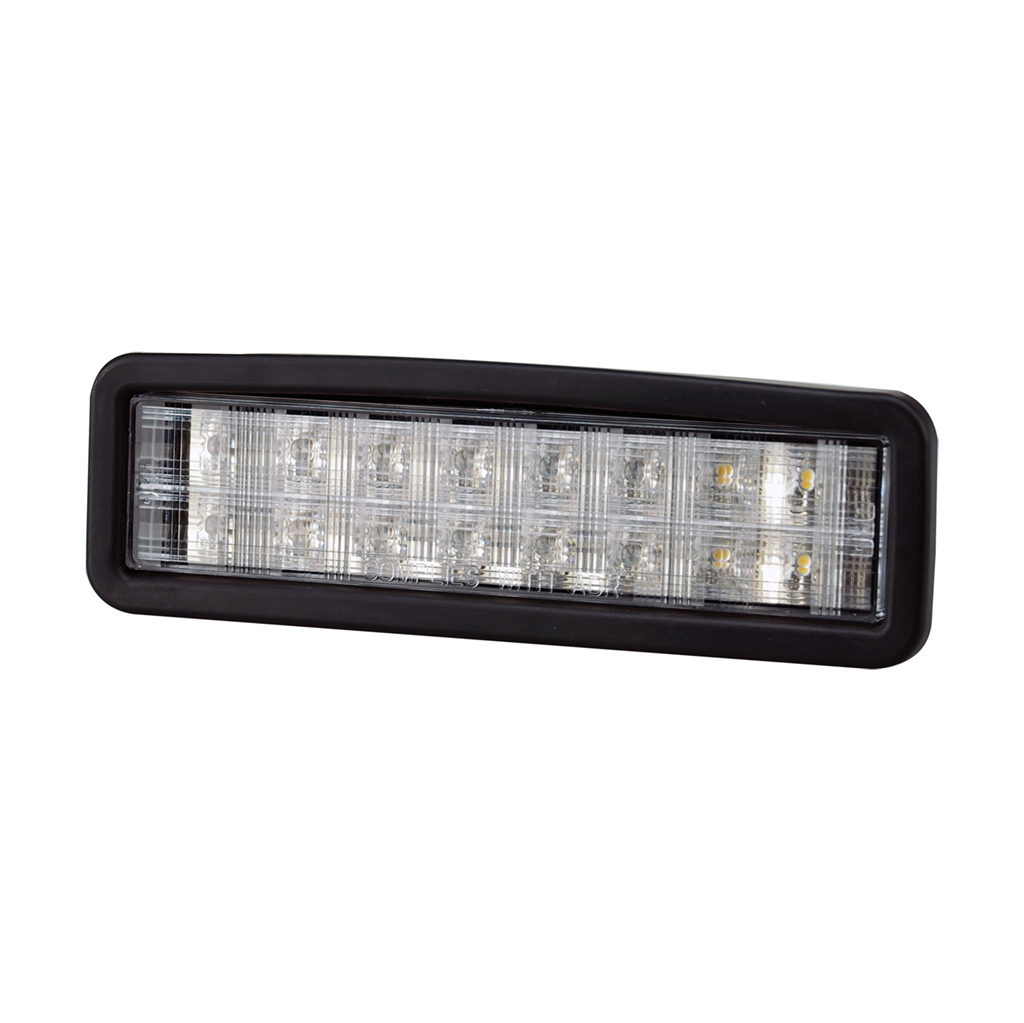 Trailer Front Indicator Lighting with ADR E-mark