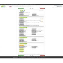 LCD Monitor USA Import Data Sample