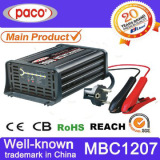 Portable and Rugged 7A 12v Car Battery Charger with CE Approved