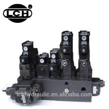 desempenho de reboque de alta pressão hidráulica para o bloco de poder do caminhão de descarga