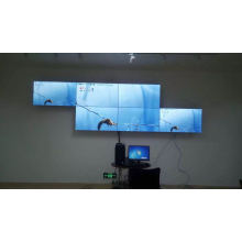 Irregular Shape 2X2 Cost Effective 55inch Video Wall and New Product LCD Video Wall with Ultra Narrow LCD Splicing Screen