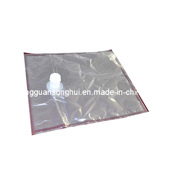 Bag in Box with Spout/Wine Packing Bag/Juice Packing Bag