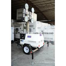T500 Serie mit 5kVA Generator Mobile Light Tower Generator Set / Diesel Generator Set / Diesel Generator Set / Genset / Diesel Genset